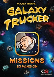 Galaxy Trucker : Missions Expansions